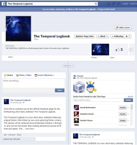 temporal logbook facebook
